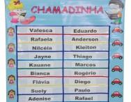 Banner Chamadinha Com Suporte