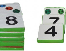 Jogo da Memória – Números e Quantidades
