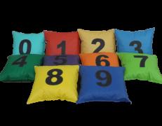 Almofadas – Números