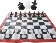 Jogo Xadrez Gigante em Corino