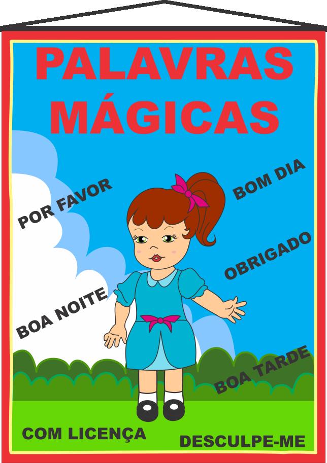 Banner Palavras Mágicas